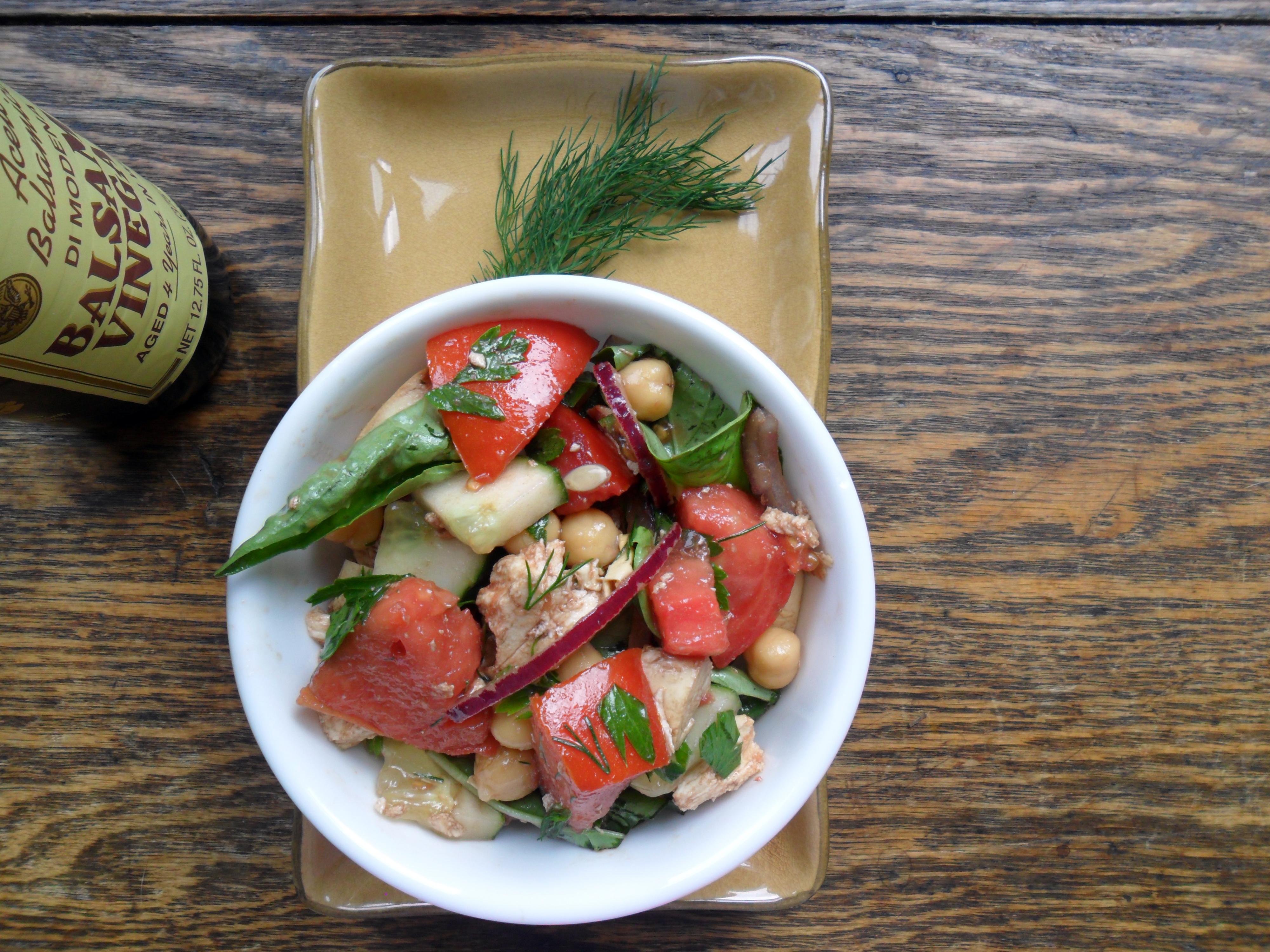 Smoked Mozzarella Caprese Salad Recipe — Dishmaps